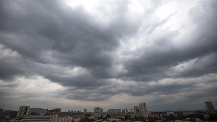 Ураганный ветер и ливни: в Ростовской области объявили штормовое предупреждение