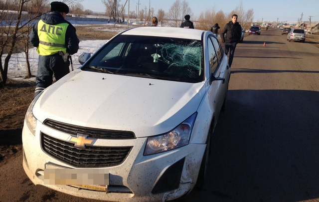 В Башкирии женщина-водитель ответит за смерть пешехода
