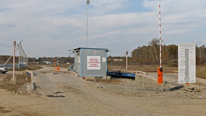 На мусорном полигоне под Челябинском погиб водитель бульдозера