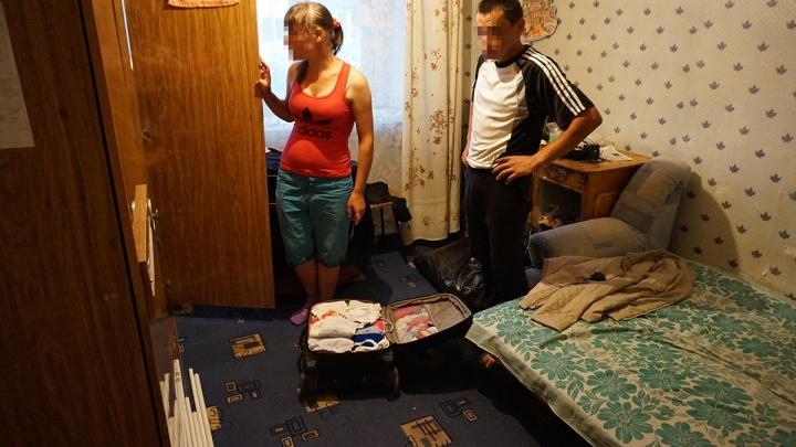 Итоги года: семья из шалаша в Назарово переехала в дом и ждет второго ребенка