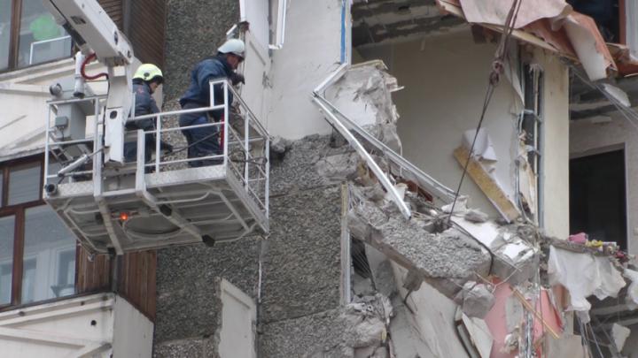 Жилой дом в Ижевске мог взорвать один из его жильцов