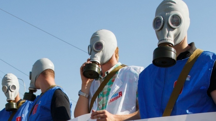 «Будто пластик жгут прямо под окнами»: юг Волгограда окутало едким химическим облаком