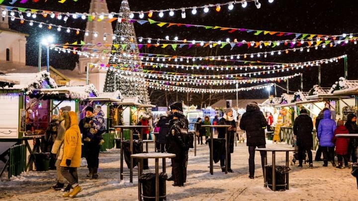 В Ярославле откроется главная новогодняя ярмарка: чем будут угощать