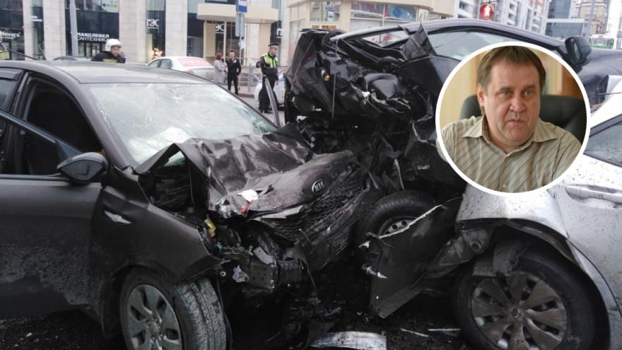 Главный нарколог Свердловской области — о том, почему водитель KIA выглядел после ДТП неадекватным