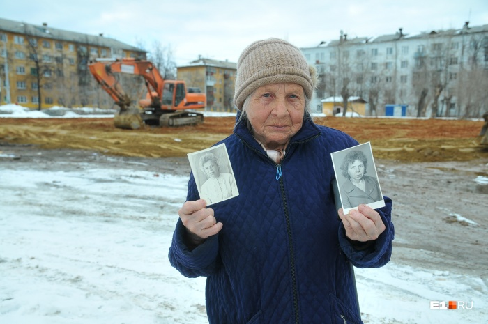 Мария Анатольевна всю жизнь прожила на Уралмаше недалеко от «Темпа»