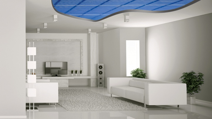 Комфорт начинается с потолка: как регулировать температуру в доме без сквозняков