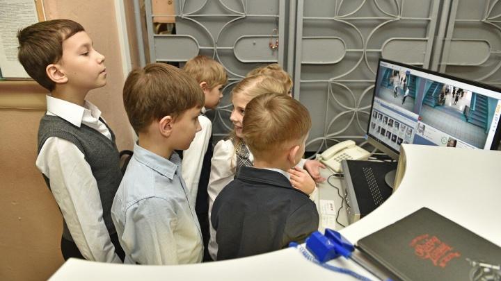 Впервые в стране: в ярославской школе установили систему распознавания лиц