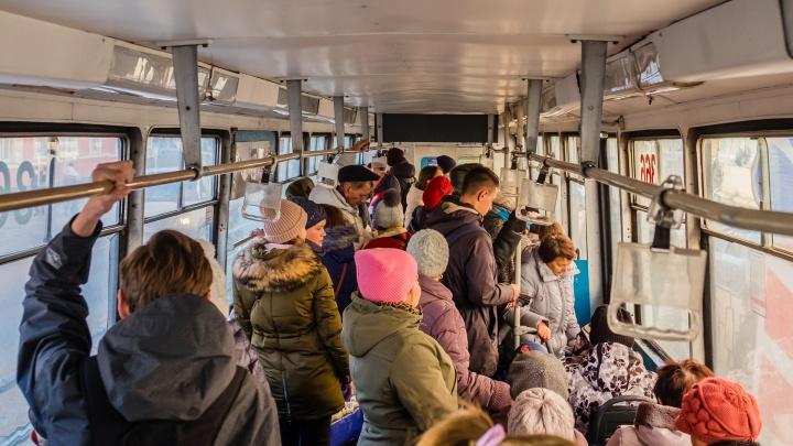 Пермячка поблагодарила кондуктора и водителя автобуса за помощь во время приступа