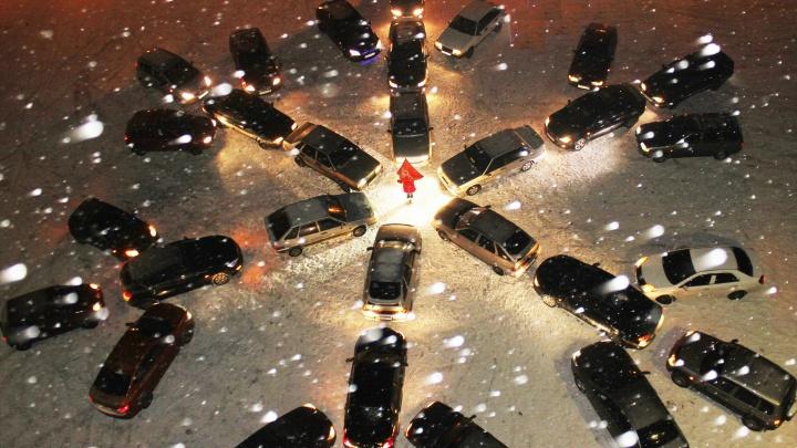 Ярославские автомобилисты собрались переплюнуть москвичей своим флешмобом