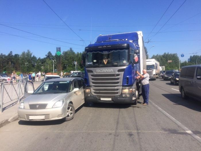 ДТП на ул. Жуковского