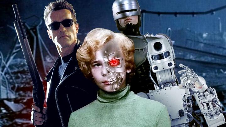 Терминатор против Электроника. Угадай самого способного в битве роботов