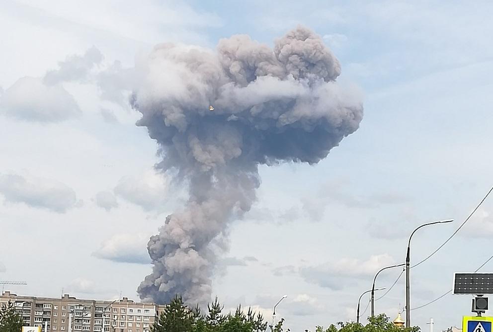 Количество пострадавших при взрывах в Дзержинске выросло до 38 человек