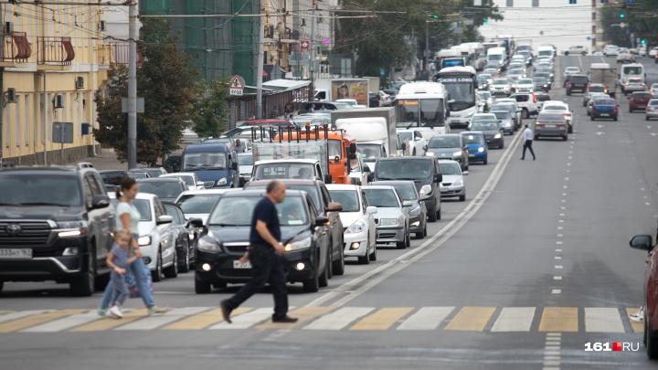 На ремонт дорог в Ростове потратят 118 миллионов рублей