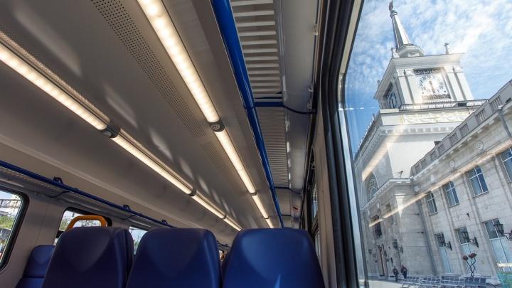 Волгоградским электричкам из-за ремонта отрежут путь до аэропорта
