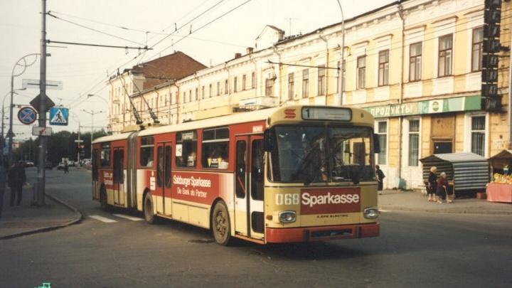 Чао, рогатцы. Вспоминаем историю пермских троллейбусов