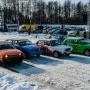 «Потрясающий драйв». В Перми прошли автогонки на льду «Трек-400»