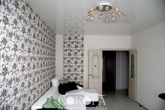 """Акция """"Отремонтируем стены и наклеим обои за 4 444 рубля в любом помещении"""" запущена в новом году и набирает популярность"""
