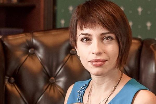 Александра Исмайлова — молодая мама и штатный автор 63.ru.