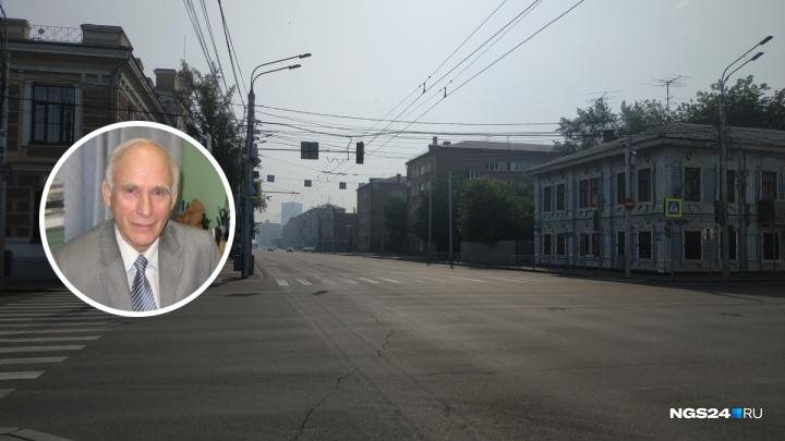 «Чаще гибнут не от огня, а из-за дыма»: красноярский ученый о последствиях лесных пожаров