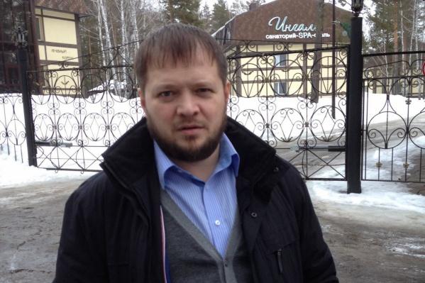 Валерий Калалб известен в Тюмени как представитель мотоклуба «Ночные волки» — он возглавляет отделение в Западной Сибири