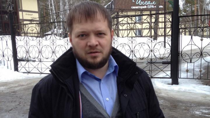 Валерий Калалб, объявлявший голодовку из-за давления тюменской ФСБ, снова начал есть