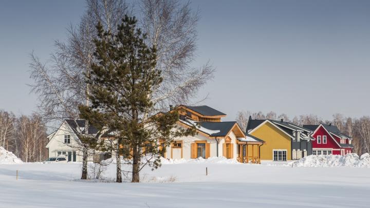 «Здесь забавно жить»:создатель «Вилки-Ложки» построил собственную деревню
