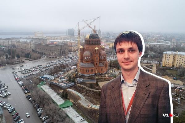 Эдгар Петросян: «Они называют новоделы именами из прошлого, и не замечая уничтожения памятников истории»
