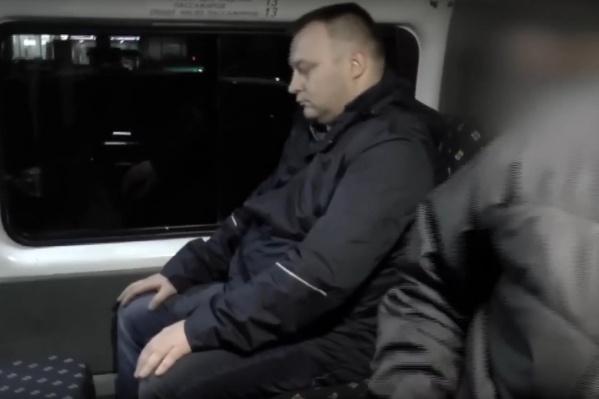 Полицейского задержали при получении взятки в ноябре 2017 года