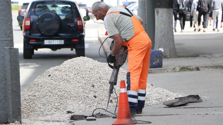 Схема рабочая: «Нижавтодорстрой» Усика Петросяна освоит 827 млн на челябинских дорогах