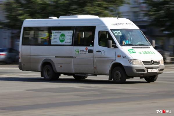 Жалобы на повышение цен поступили в том числе от пассажиров маршрутки №123 Копейск — ЮУрГУ