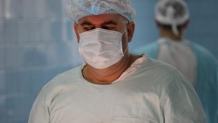 Известный красноярский хирург погиб в аварии на Свердловской