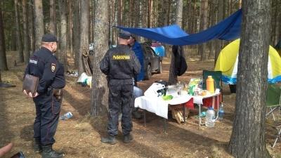 В Ярославской области ввели особый режим: за что могут оштрафовать курильщиков и любителей пикников