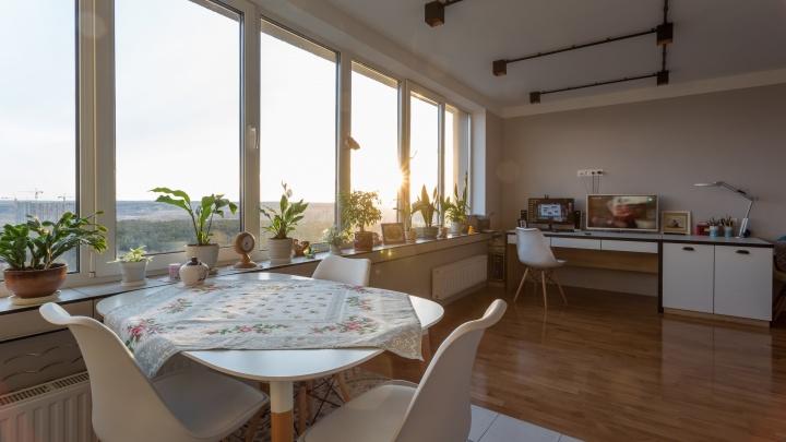Было — стало: как екатеринбурженка воплотила в жизнь собственный проект дизайнерской квартиры