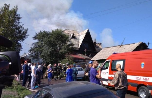 Владелице сгоревшего два года назад пансионата в «Покровке» дали 4 года условно