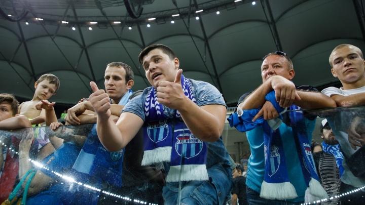 Не для детей: юным футболистам отказали в бесплатных билетах на домашний матч «Ротора»