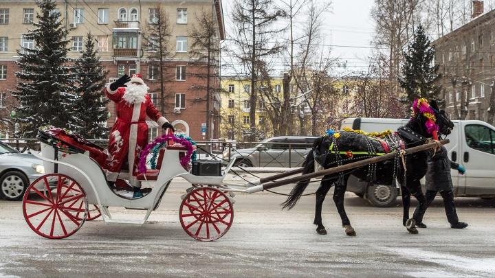 Так безопаснее: мэрия запретила пускать в детские сады Дедов Морозов и Снегурочек