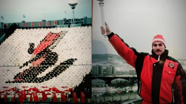 Кадры 30-летней давности: смотрим, как проходили зимние Спартакиады в Красноярске