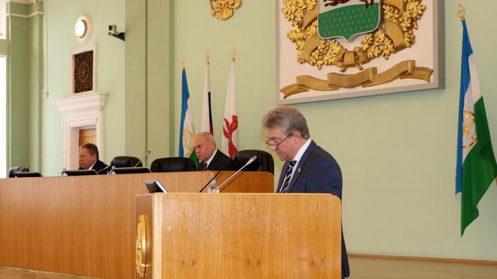 Председатель уфимского горсовета пожаловался на непрофессионализм мэрии