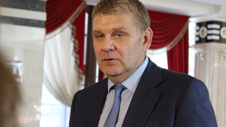 Губернатор уволил министра здравоохранения Андрея Стороженко