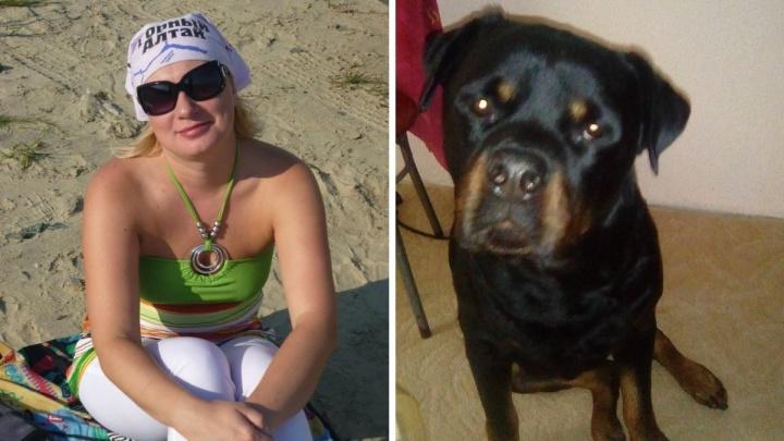 В Тюмени ищут женщину, которая ушла гулять с собакой и не вернулась