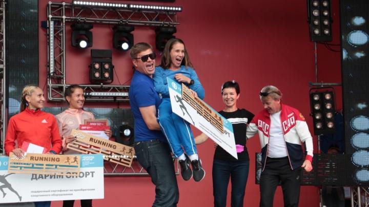 Все бегут! 20 самых ярких моментов пермского марафона в фотографиях