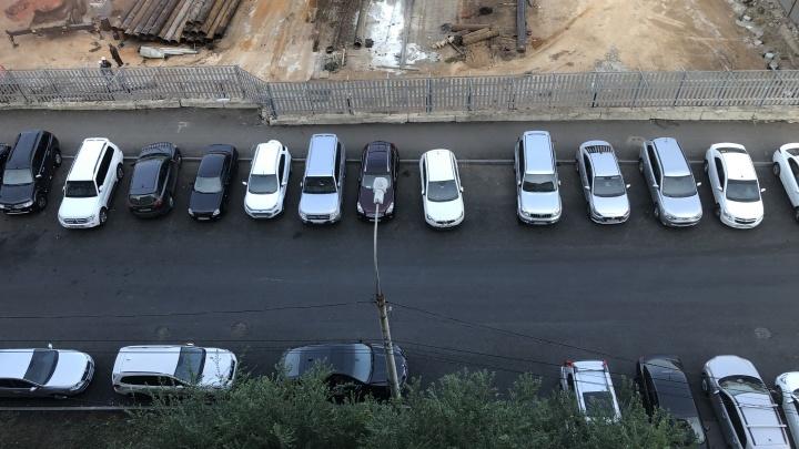«Дома скатятся в Волгу»: в Самаре проверят законность строительства высотки у набережной