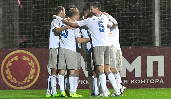 Футболисты «Нижнего Новгорода» победили в матче за шесть очков