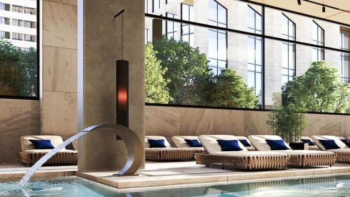Из квартиры по коридору и в бассейн: как будут жить в новом клубном доме на Ленина