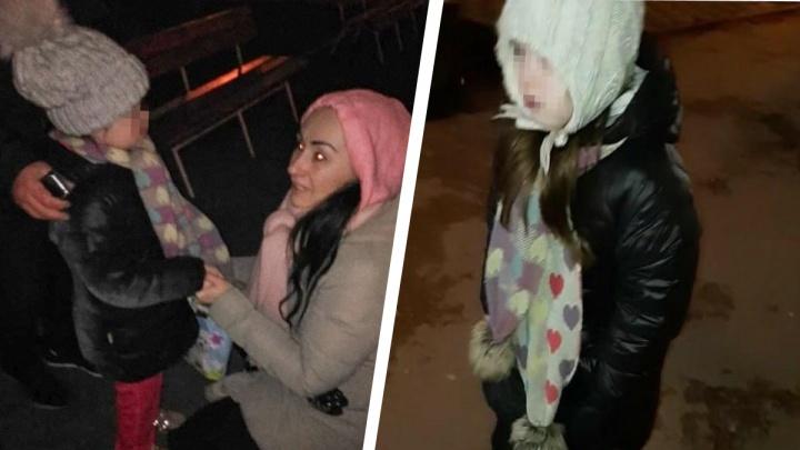 Пропавшую Лизу из Левенцовки нашли на балконе девятого этажа