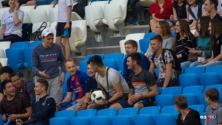 Дорогие футболисты: «Крылья Советов» начали продавать электронные билеты на сезон