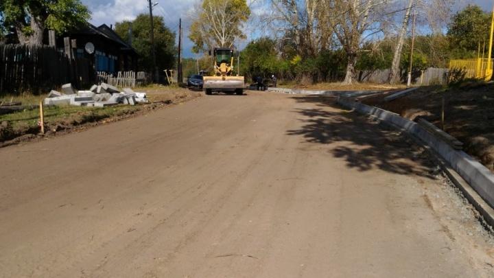 Новые дорога и мост появятся в Каргапольском районе