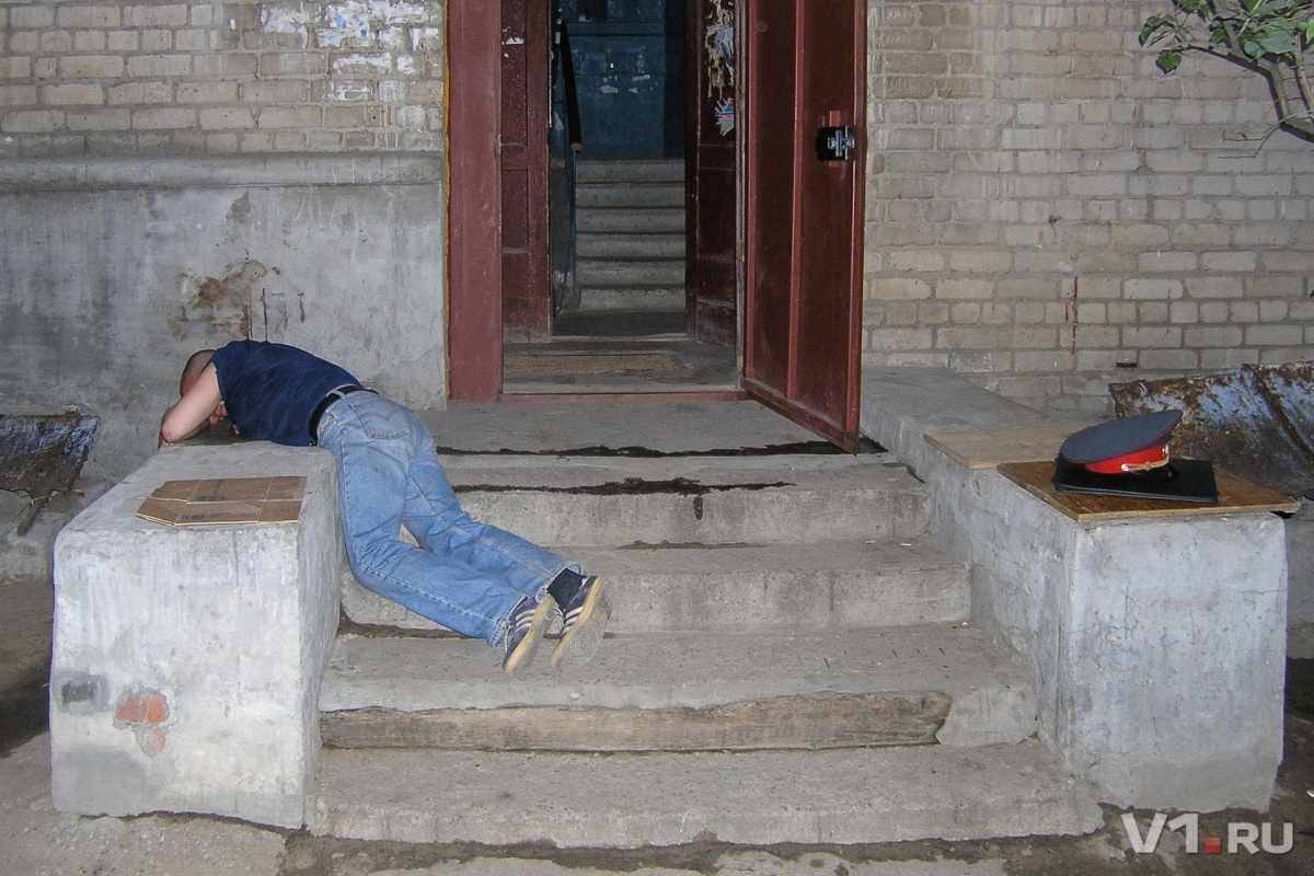 Многие пациенты отказывались от ночевки в вытрезвителе
