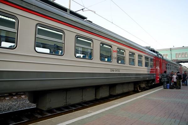 Отменённые электрички ходили всё лето по заказу министерства транспорта и дорожного хозяйства Новосибирской области<br>