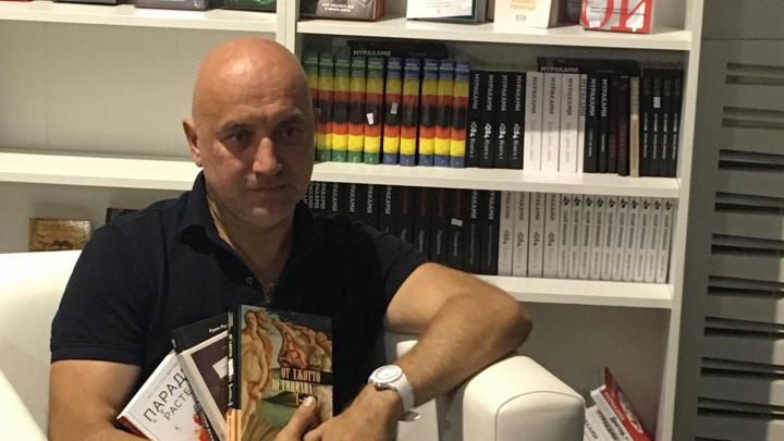«Наш товарищ, активный участник Антимайдана»: писатель Захар Прилепин вступился за задержанного на Шиесе